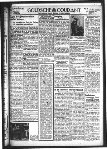 Goudsche Courant 1943-08-14