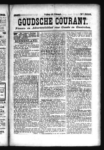 Goudsche Courant 1887-02-18