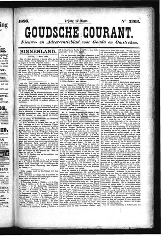 Goudsche Courant 1886-03-12
