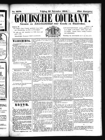 Goudsche Courant 1904-11-25