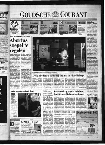 Goudsche Courant 1997-01-16