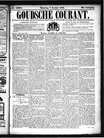 Goudsche Courant 1918-01-07