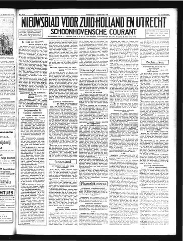 Schoonhovensche Courant 1942-02-04