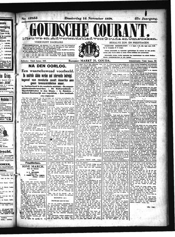 Goudsche Courant 1918-11-14