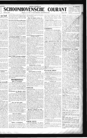 Schoonhovensche Courant 1944-10-06