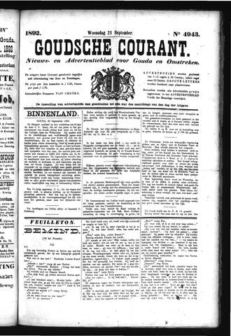 Goudsche Courant 1892-09-21