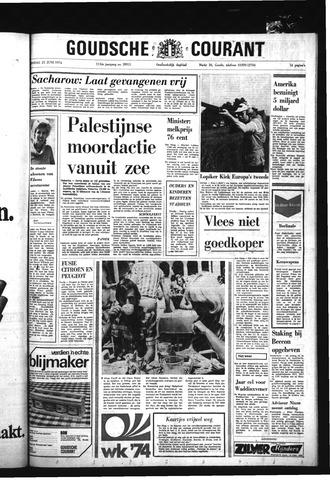 Goudsche Courant 1974-06-25