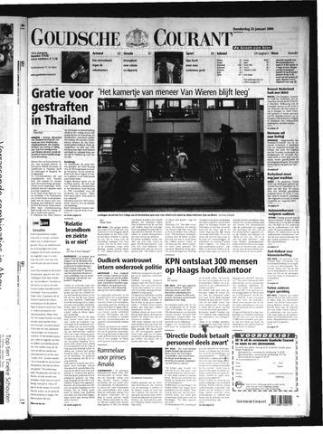 Goudsche Courant 2004-01-22