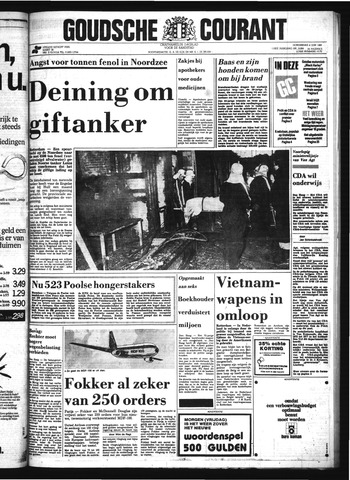 Goudsche Courant 1981-06-04