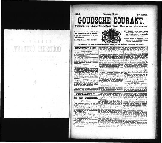 Goudsche Courant 1891-07-22