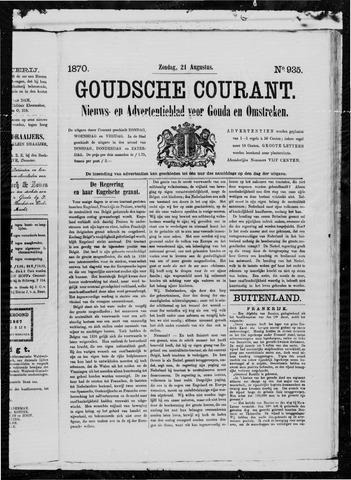 Goudsche Courant 1870-08-21
