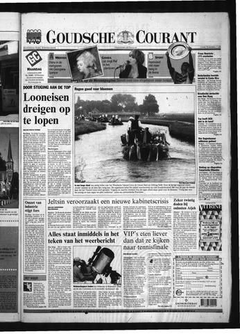Goudsche Courant 1999-08-09