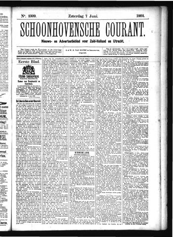 Schoonhovensche Courant 1902-06-07