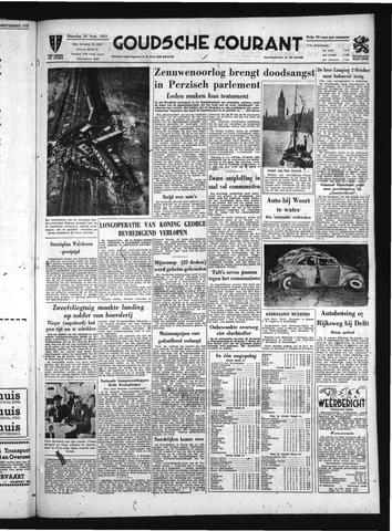 Goudsche Courant 1951-09-24