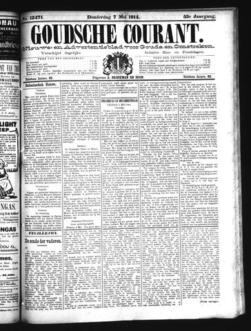 Goudsche Courant 1914-05-07