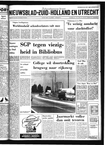 Schoonhovensche Courant 1978-07-26