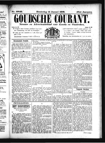 Goudsche Courant 1909-01-14