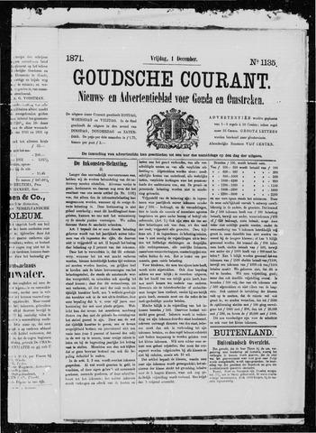 Goudsche Courant 1871-12-01