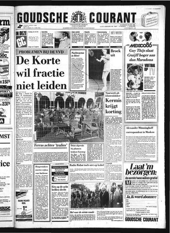 Goudsche Courant 1986-06-25