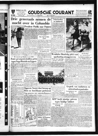 Goudsche Courant 1957-05-11