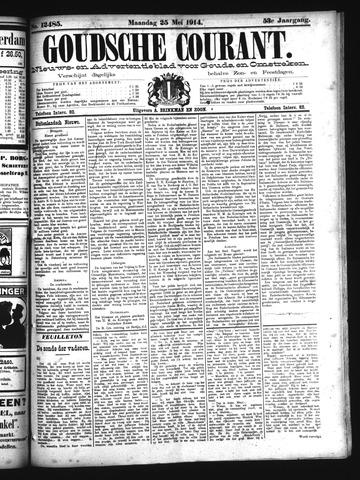 Goudsche Courant 1914-05-25