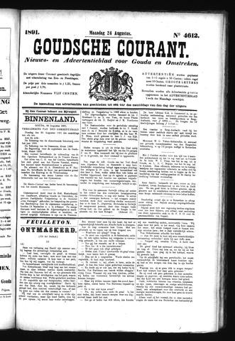 Goudsche Courant 1891-08-24