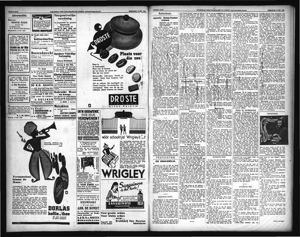 Schoonhovensche Courant 1932-05-18