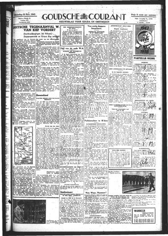 Goudsche Courant 1943-11-22