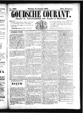 Goudsche Courant 1905-01-17