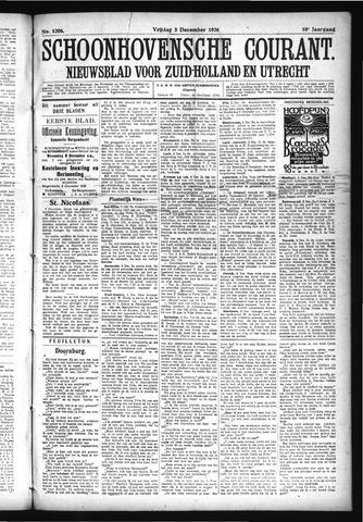 Schoonhovensche Courant 1926-12-03
