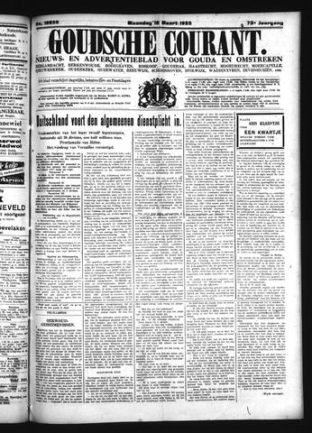 Goudsche Courant 1935-03-18
