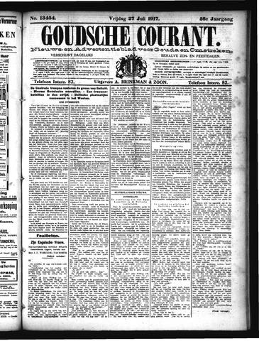 Goudsche Courant 1917-07-27