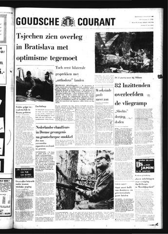 Goudsche Courant 1968-08-03