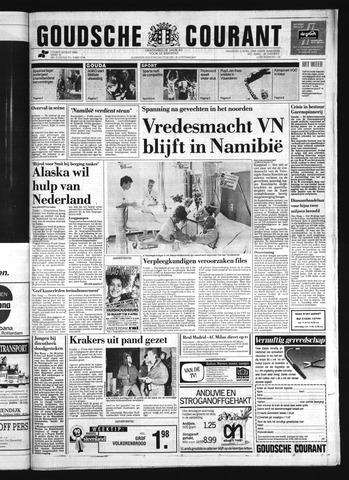Goudsche Courant 1989-04-03