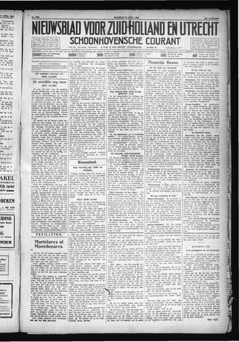 Schoonhovensche Courant 1930-04-14