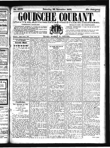 Goudsche Courant 1918-11-23