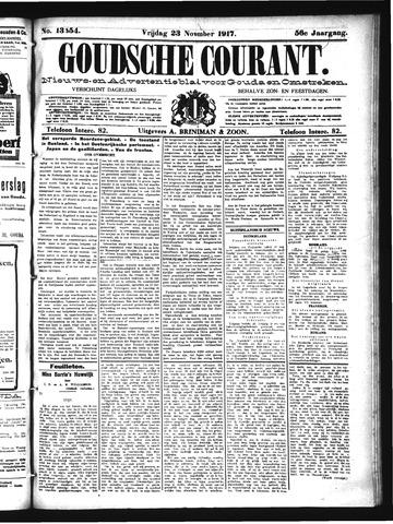 Goudsche Courant 1917-11-23