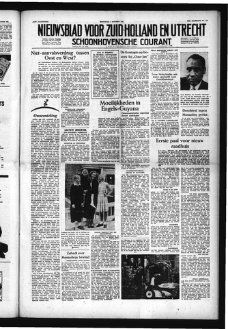 Schoonhovensche Courant 1953-10-07