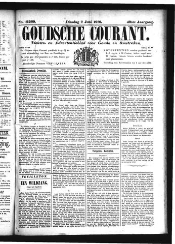 Goudsche Courant 1910-06-07
