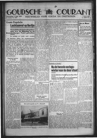 Goudsche Courant 1940-09-11