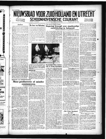 Schoonhovensche Courant 1950-05-24