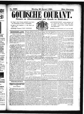 Goudsche Courant 1895-01-29