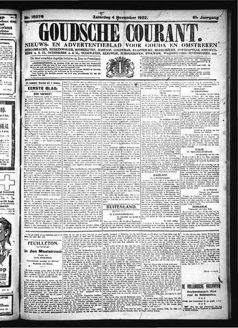 Goudsche Courant 1922-11-04
