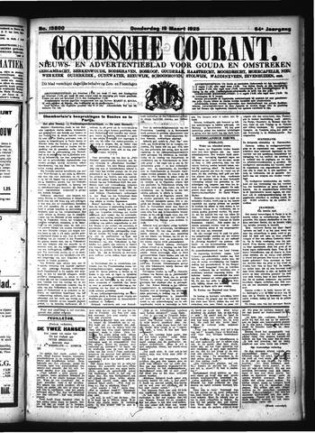 Goudsche Courant 1925-03-19