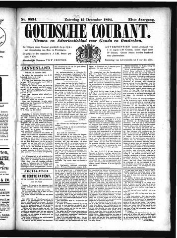 Goudsche Courant 1894-12-15