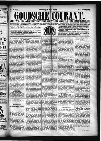 Goudsche Courant 1928-06-05