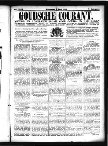Goudsche Courant 1932-04-06