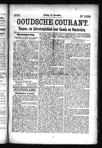 Goudsche Courant 1872-11-24
