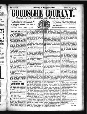 Goudsche Courant 1897-11-09