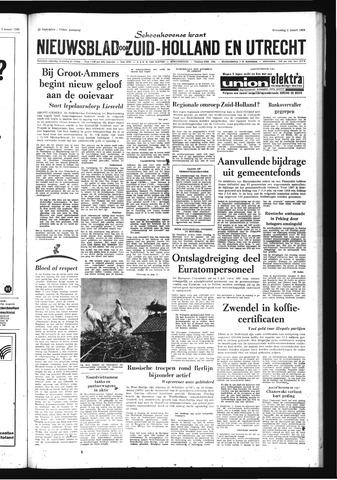 Schoonhovensche Courant 1969-03-05